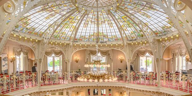 Hotel Hermitage Salon Effeil
