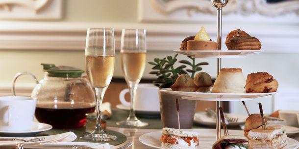 Hôtel Hermitage - Limun Bar - Tea Time