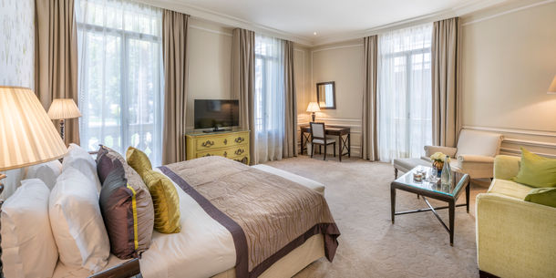 Hôtel Hermitage - Junior Suite