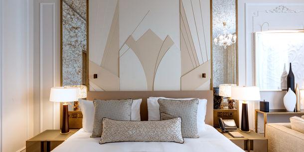 Hôtel de Paris - Chambre Deluxe - 361