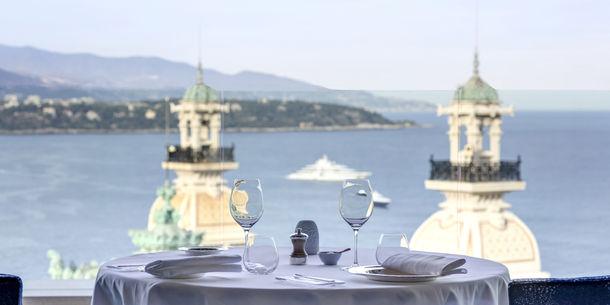 Hôtel de Paris - Restaurant - Le Grill - Ambiance