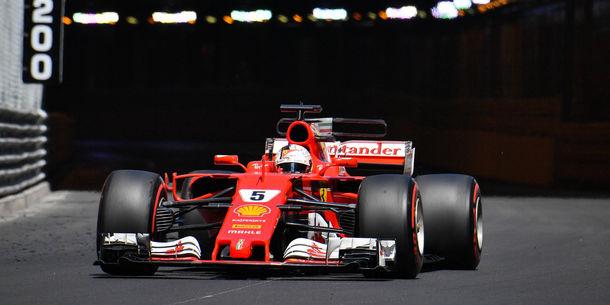 Monaco - Grand Prix de Formule 1 - 2017