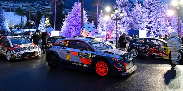 Monaco - Evènement - Rallye de Monte-Carlo