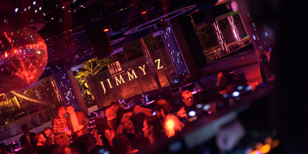 Sporting Monte-Carlo - Jimmy'z - Reopening