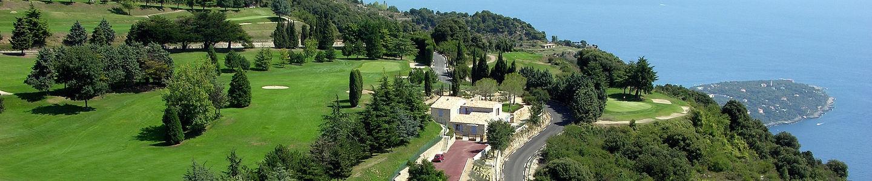 Monte-Carlo Golf Club - Vue Aérienne