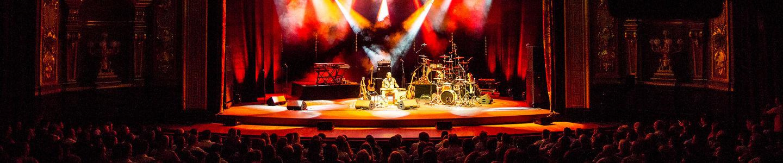Opéra - Salle Garnier Monte-Carlo - Jazz Festival 2017
