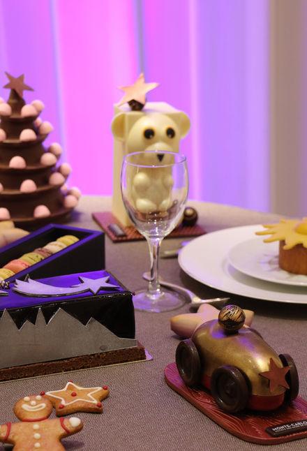 Nos spécialités sucrées sur vos tables de fêtes !
