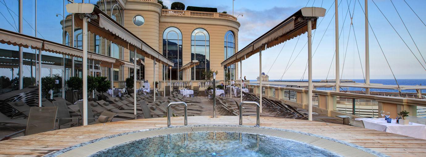 Thermes Marins Monte-Carlo Monaco