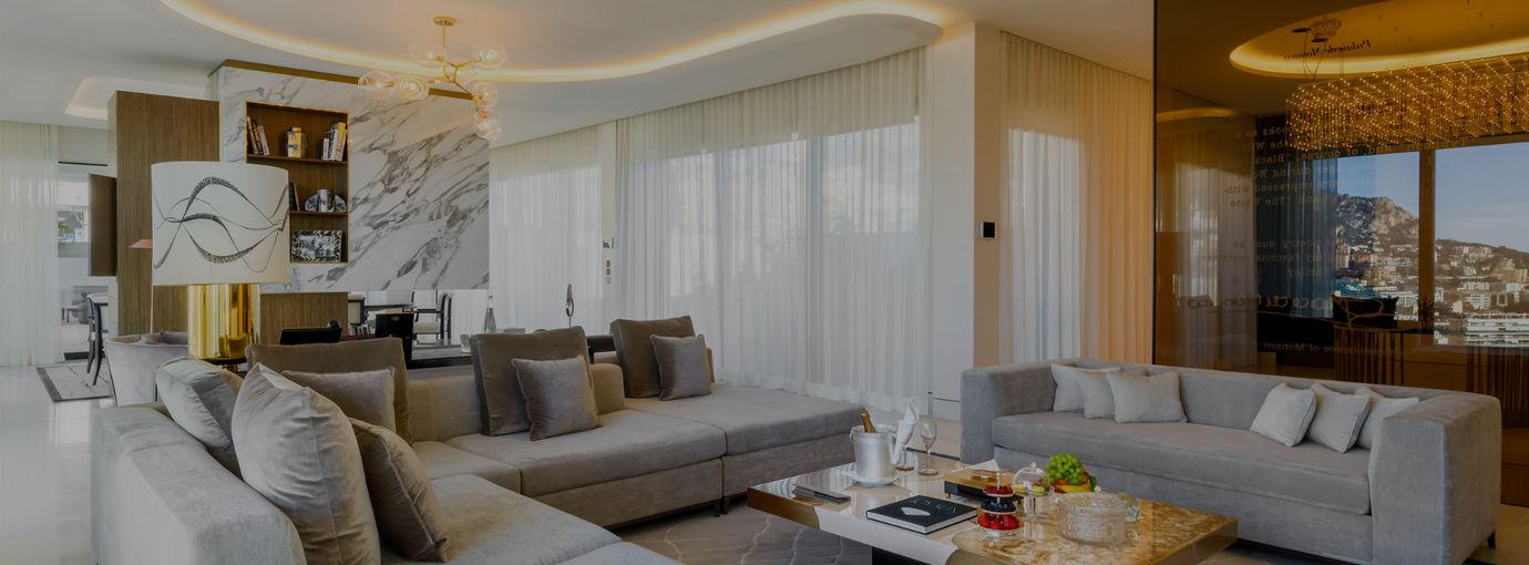 Diamond Suite Princesse Grace Hôtel de Paris Monte-Carlo Monaco - widget