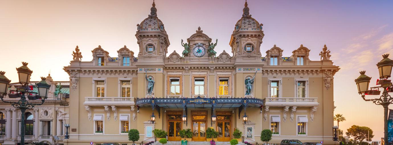 Casino de Monte-Carlo - Façade de jour