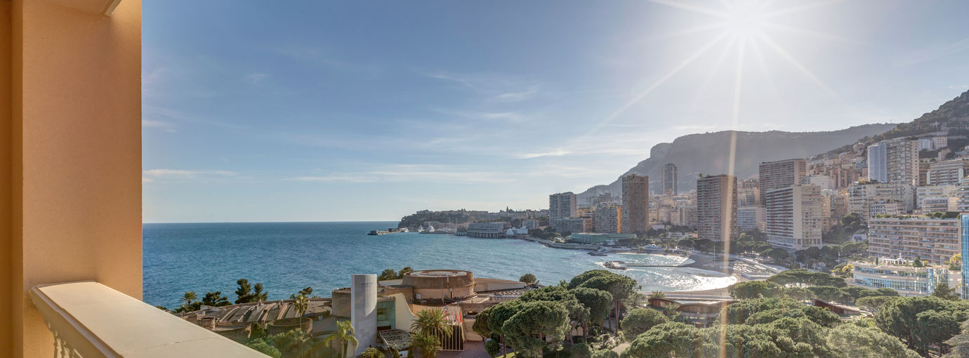 Monte-Carlo Bay - Chambre Exclusive lits doubles vue mer