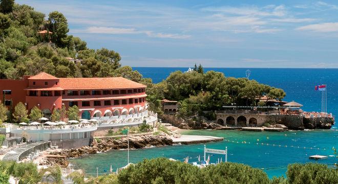 Monte-Carlo Beach et La Vigie