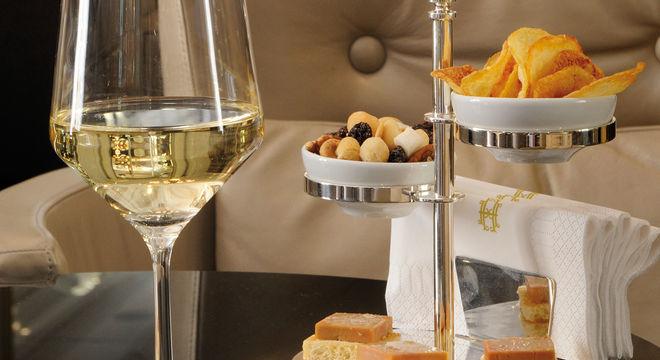 Hôtel Hermitage - Crystal Bar
