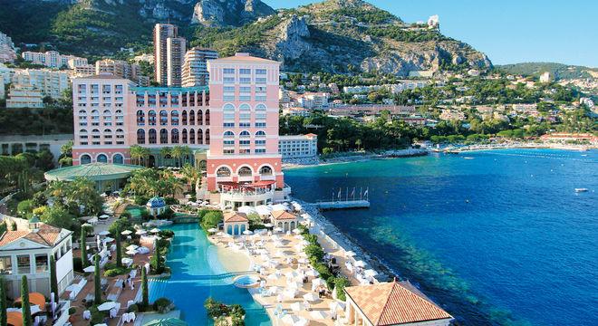 Monte-Carlo Bay - Lagon
